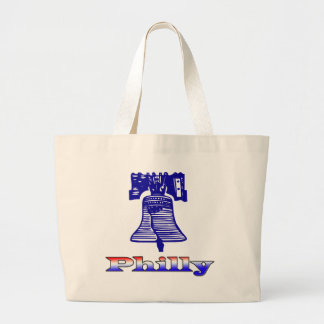 Philly and Liberty Bell Canvas Bag