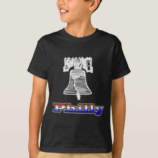 Philly and Liberty Bell T-Shirt