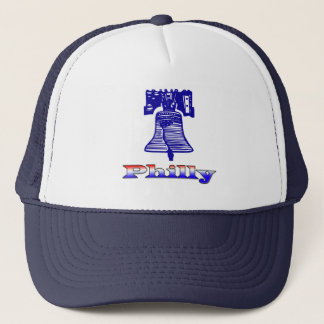 Philly and Liberty Bell Trucker Hat