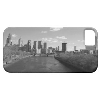 Philly b/w funda para iPhone 5 barely there