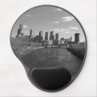 Philly b/w gel mouse pads