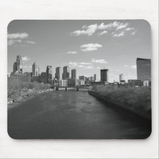 Philly b/w mousepad