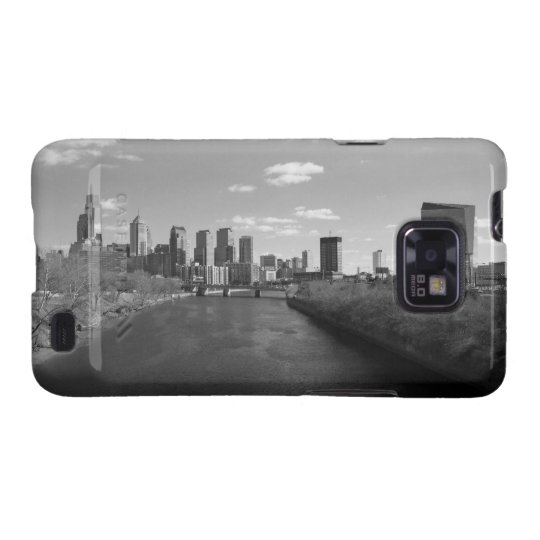 Philly b/w samsung galaxy s2 cover