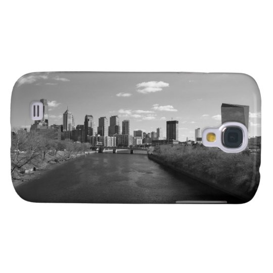 Philly b/w samsung galaxy s4 cover