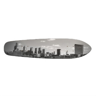 Philly b/w skate board deck