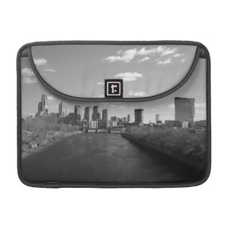Philly b/w sleeve for MacBooks