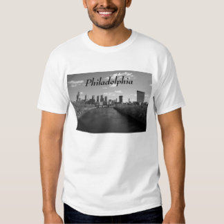 Philly b/w t-shirt