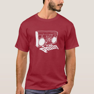 Philly Boombox T-Shirt