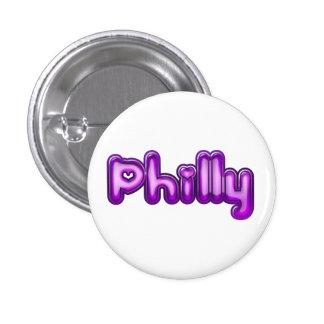 ¡Philly, botón, para la venta! Pin Redondo De 1 Pulgada