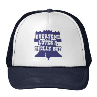 Philly Boy Trucker Hats