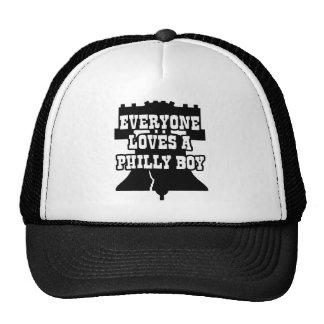 Philly Boy Mesh Hats