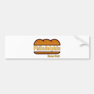 Philly Cheese Steak Bumper Stickers