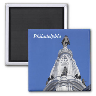 Philly City Hall Magnet