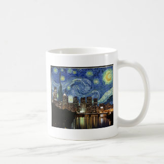 philly classic white coffee mug