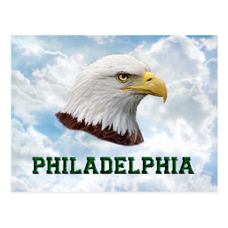 Philly Eagle - postal