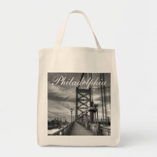 Philly from the bridge bags