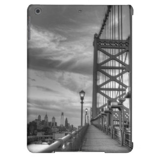 Philly from the bridge cover for iPad air