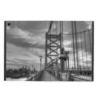 Philly from the bridge iPad air case