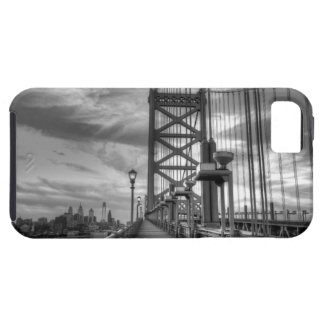 Philly from the bridge iPhone SE/5/5s case