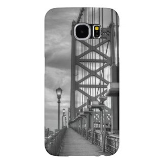 Philly from the bridge samsung galaxy s6 case
