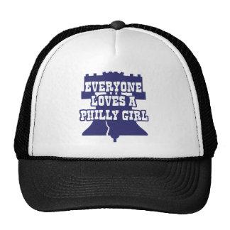 Philly Girl Trucker Hat