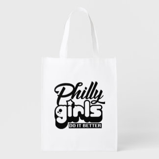 Philly Girls Do It Better Grocery Bag