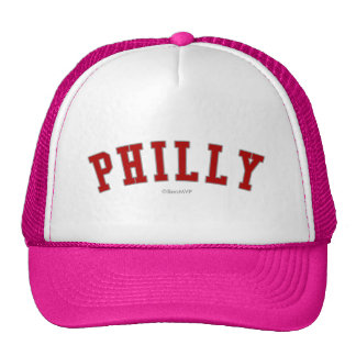 Philly Gorros