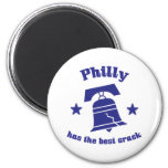 Philly Has The Best Crack Fridge Magnet