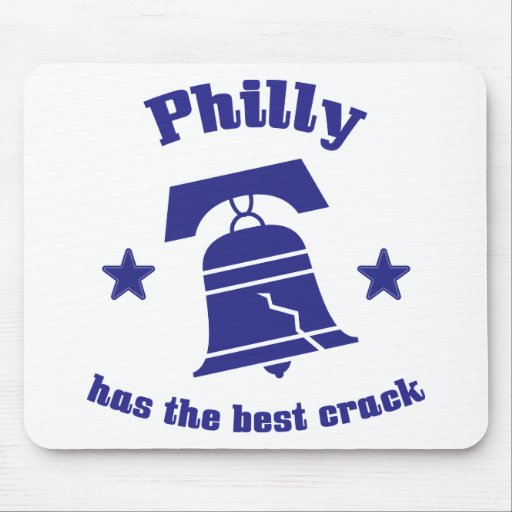 Philly Has The Best Crack Mouse Pad