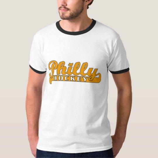 Philly Hockey Ringer T-Shirt
