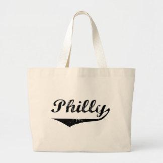 Philly Jumbo Tote Bag