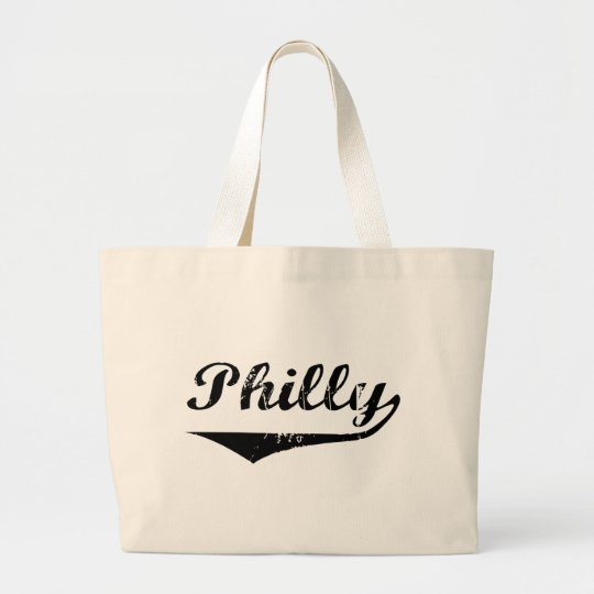Philly Large Tote Bag