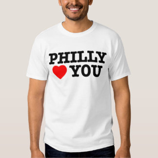 Philly le ama remera