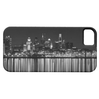 Philly night b/w iPhone SE/5/5s case