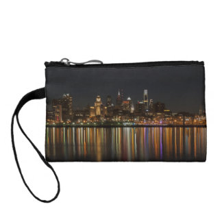Philly night coin wallet