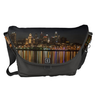 Philly night courier bag