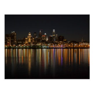 Philly night post cards