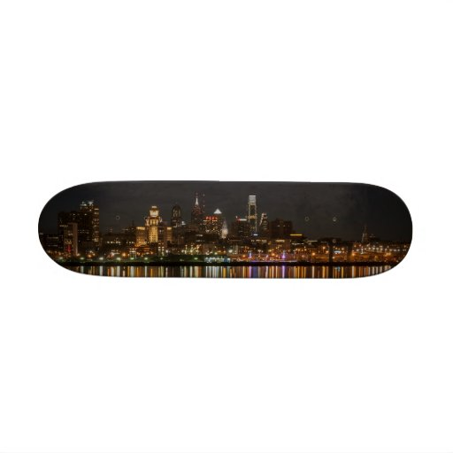 Philly night skateboards