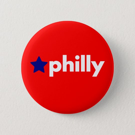 Philly Pinback Button