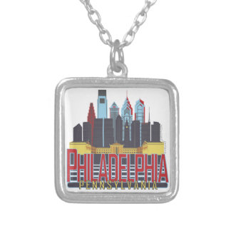 Philly Red & Blue Custom Jewelry