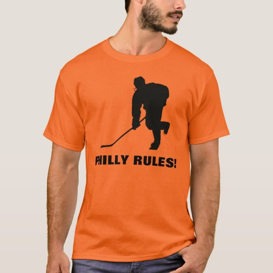 PHILLY RULES! T-Shirt