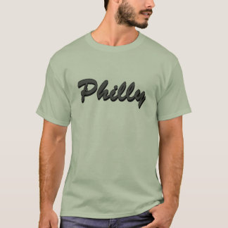 Philly Script T-shirt