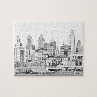 Philly Sketch Puzzle