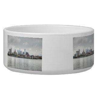 Philly skyline 2 bowl