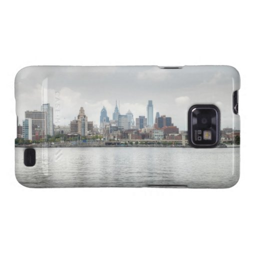 Philly skyline 2 samsung galaxy s2 case
