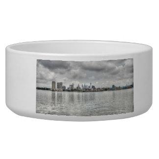 Philly skyline bowl