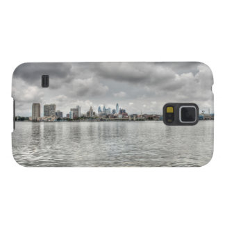 Philly skyline galaxy s5 cover
