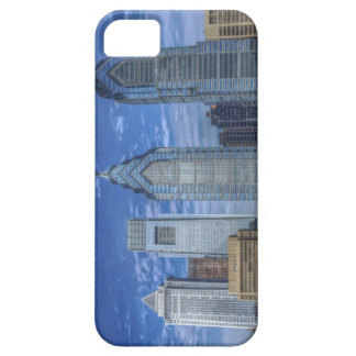 Philly Skyline Closeup iPhone SE/5/5s Case