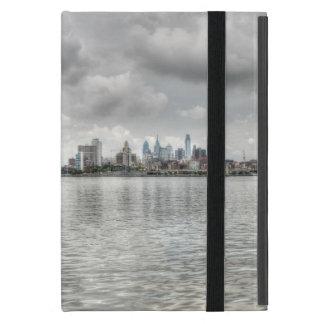 Philly skyline iPad mini cover