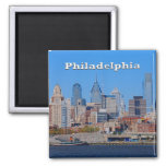 Philly Skyline Magnet